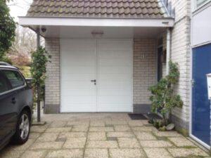 Openslaande deuren voor garages